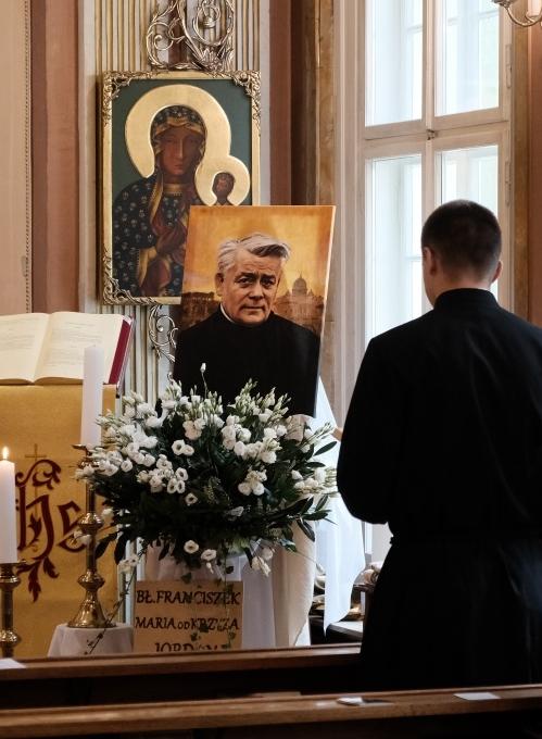 Modlitwa do bł. Franciszka Jordana
